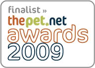 the pet net logo
